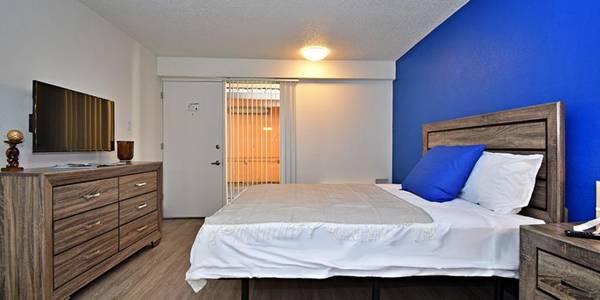 Photo Fully furnished apartments, Siegel Rewards Program, Bad Credit Ok