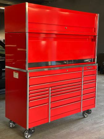 Photo KRL1023CPBO Toolbox by Snap-On Tools Largest Made - $8690 (San Antonio)