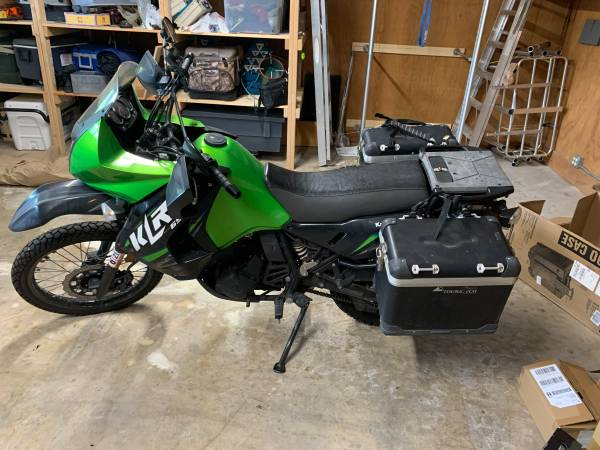 Photo Kawasaki motorcycle for sale - $6,000 (Kerrville, TX)