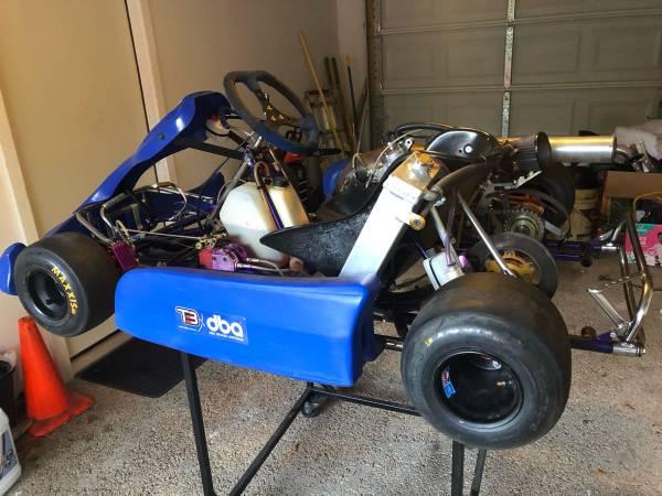 Photo Margay shifter kart 125cc - $1550 (San Antonio)