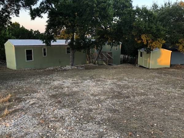 Photo Mobile home  land for sale in Canyon Lake, Tx (Canyon Lake)