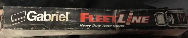 Photo New Gabriel fleetline heavy duty truck shocks - $70 (Cibolo)