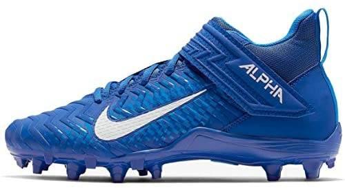 Photo New SIZE 10.5  11.5 Nike Alpha Menace Varsity 2 football cleats - $20 (Seguin tx)