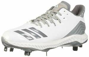 Photo New SIZE 13 Adidas Men39s Baseball Icon Bounce Metal Cleats - $20 (Seguin tx)