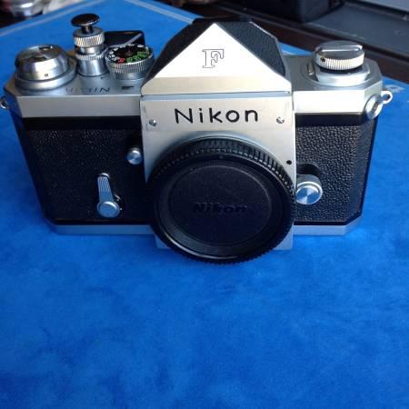 Photo Nikon F Eyelevel - $275 (Schertz)
