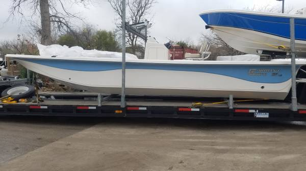 Photo ONLY ONE 2021 Carolina Skiff 25LS CONTACT WAYNE (210)276-1821 - $440 (SAN ANTONIO,TX)