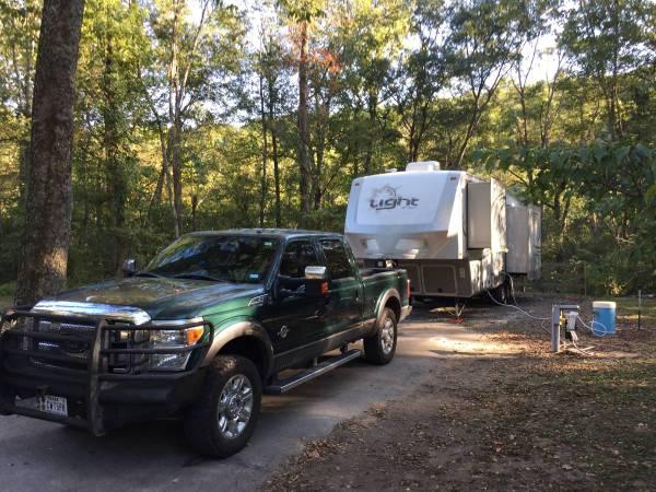 Photo Open Range 297 Light Fifth Wheel - Price Reduced - $20,000 (Harper, Texas)