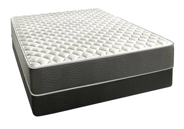 Photo Quen size firm mattress ..ONLY. - $279 (2027 pleasanton rd)