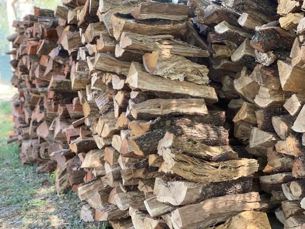 Photo Seasoned Fire Wood Mesquite -Oak Firewood  4 Heatbbq - $160 (Lytle)