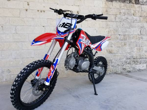 Photo Street legal Enduros, Dirt bikes, ATVs and more - $1,399 (San Marcos Can Deliver  Finance)