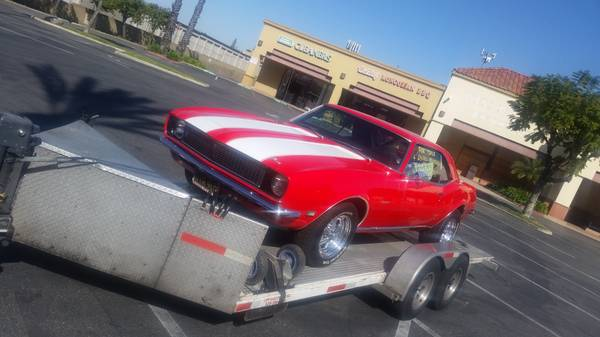 Photo Tow from LA to DallasHouston Vettes-Mustangs for sale - $600 (Los AngelesOrange County)