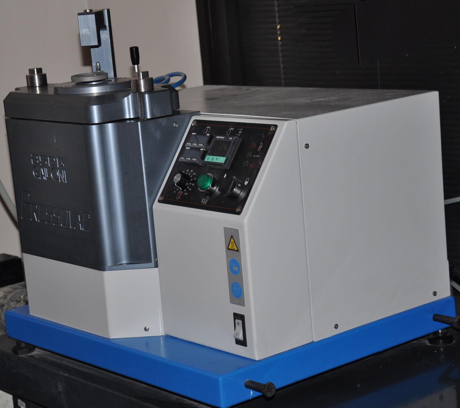 Photo Galloni Pressovac Casting Machine