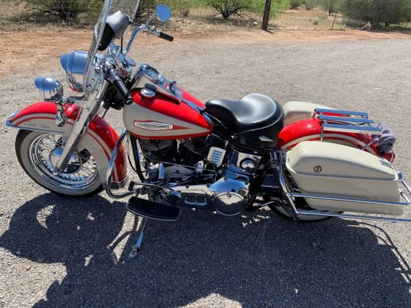 Photo 1970 Harley Davidson FLH Shovelhead - $16,500 (San Diego, CA)