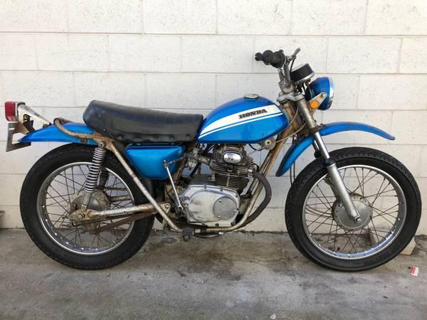 Photo 1970 Honda SL175 - $1250 (OB)