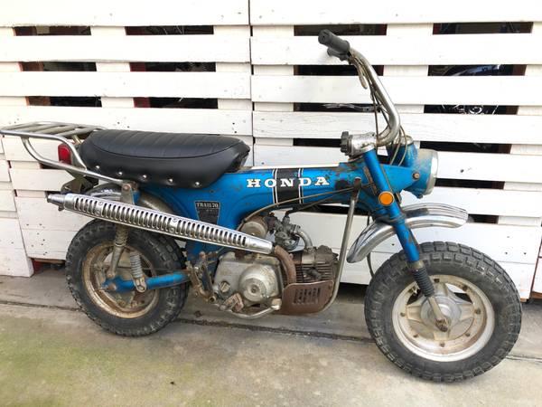 Photo 1970 Honda ct70 - $1750 (OB)