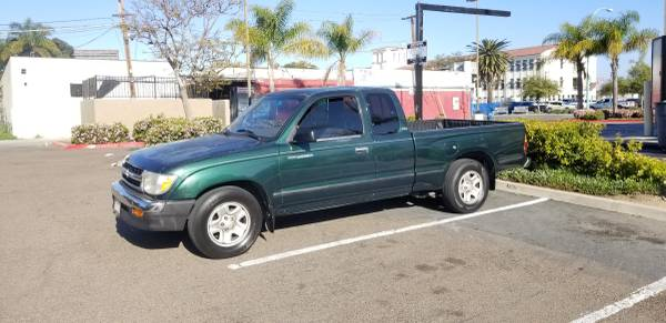 Photo 1998 TOYOTA TACOMA TRUCK SR5 EXTRA CAB CLEAN TITLE - $4200