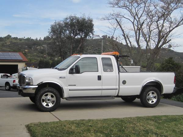 Photo 1999 Ford F350 - $19,999 (Valley Center)