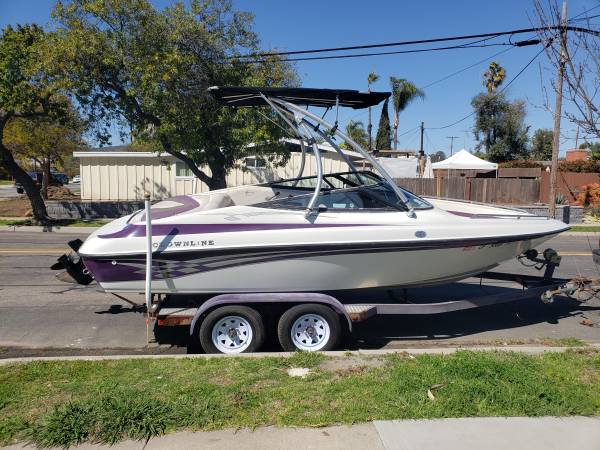 Photo 2001 Crownline 202BR Open Bow - $20,000 (san Diego)