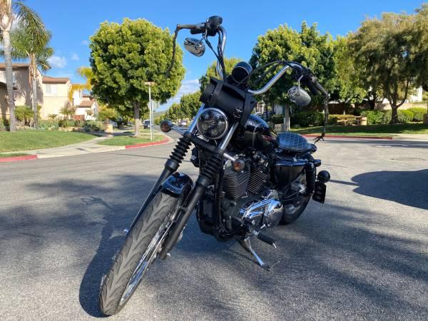 Photo 2004 Harley Davidson Sportster 1200 - $5,000 (San Marcos)