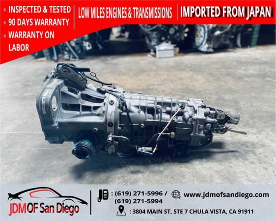 Photo 2005 2009 JDM EZ30 SUBARU LEGACY 6 SPEED MANUAL TRANSMISSION - $1,200 (JDM OF SANDIEGO)