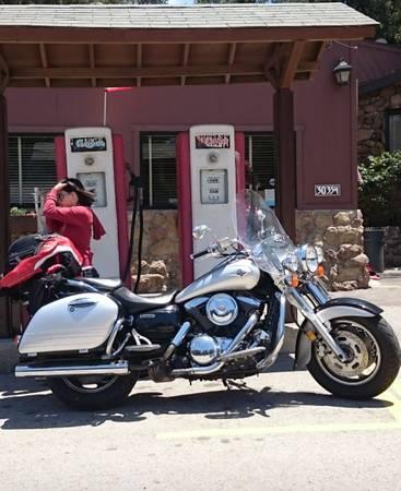 Photo 2005 Kawasaki vulcan nomad 1600 - $4,200 (San Diego)