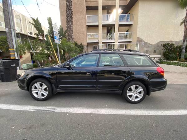 Photo 2005 Subaru Legacy Outback XT - $6400 (Fallbrook)