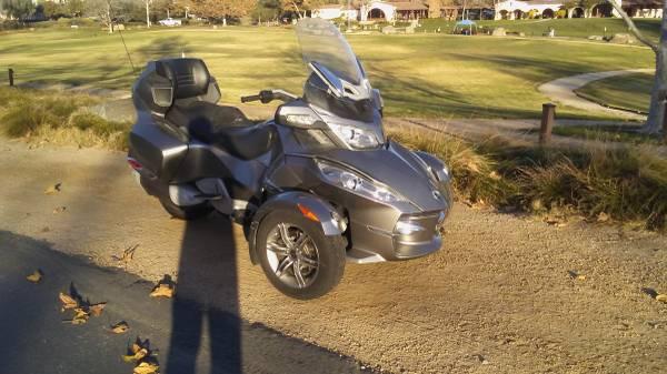 Photo 2012 Can Am Spyder RTS SE5 - $10,995 (San Diego Miramar area)