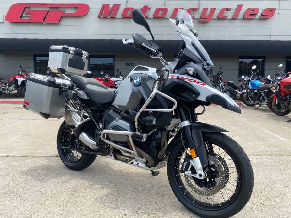 Photo 2017 BMW R 1200 GS ADVENTURE - DIALED IN FOR ADVENTURE - $16,999 (San Diego Downtown)