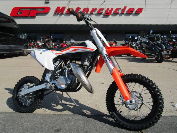 Photo 2017 KTM SX50 Low Hours - $3595 (GP Motorcycles DowntownAirport India St)