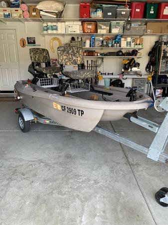 Photo 2019 Twin Troller X10 - $3,500 (Rancho Bernardo)