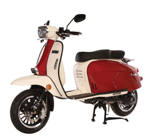 Photo 2020 Lambretta - Royal Alloy All Steel Body - Classic Scooter - $3,495 (VESPA MOTORSPORT)