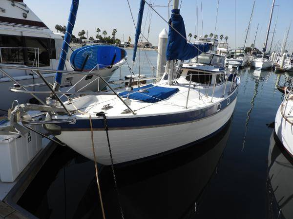 Photo 3239 Gulf Pilothouse Cutter Full Keel Blue Water Cruiser - $29000 (CFB Marine San Diego)