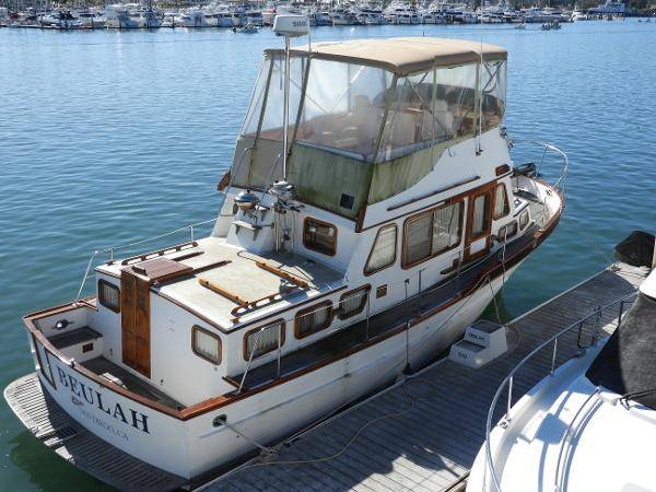 Photo 3639 Eagle Trawler Aft Cabin Diesel Economical Well Maintained - $59,000 (CFB Marine San Diego)