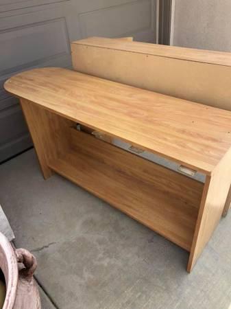 Photo 3 piece desk (East Chula Vista)