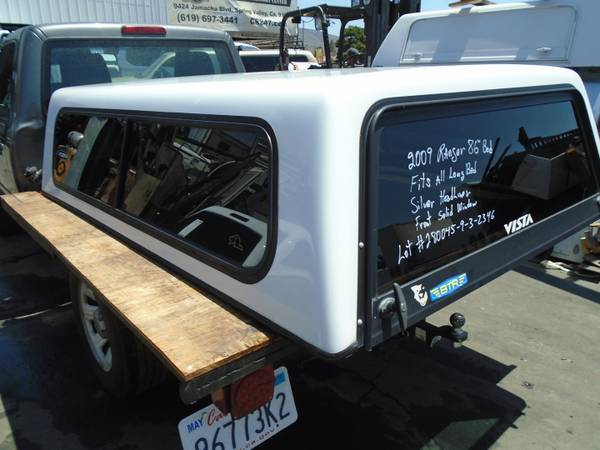 Photo 93-11 ford ranger long bed cer shell (9424 Jamacha Blvd. Spring Valley, CA)