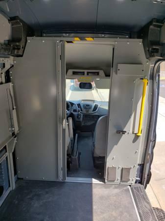 Photo Adrian Steel Delivery Van Kit Package Ford Transit HR EL - $1,750 (San Diego)