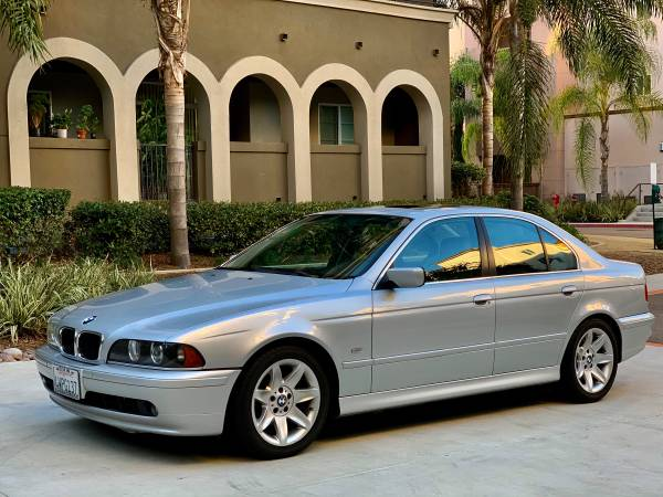 Photo BMW 525i M SPORT IMMACULATE CONDITION WITH ALL THE SERVICE HISTORY - $7,950 (San Diego)