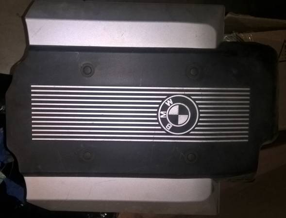 Photo BMW E38 740i 740iL Engine Cover - $20 (Vista)