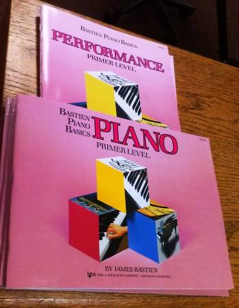Photo BRAND NEW Piano  Keyboard Books for Kids at HALF PRICE - $3 (San Diego)