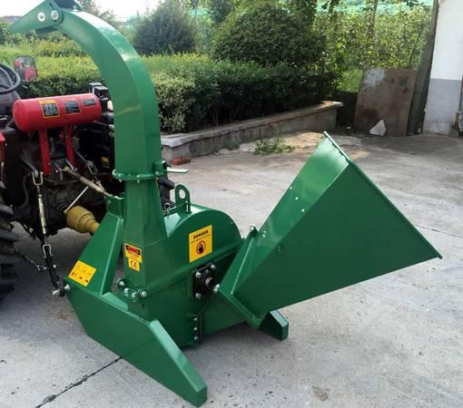 Photo BX42S 4quotx10quot PTO Tractor Wood Chipper Shredder GREEN 540-1000 RPM - $1300 (Vista)