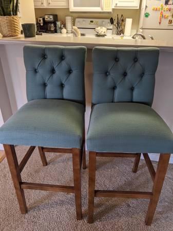 Photo Bar Chairs - $80 (Rancho Bernardo)