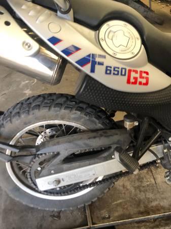 Photo Bmw F650 GS DAKAR - $6,000 (SanDiego)
