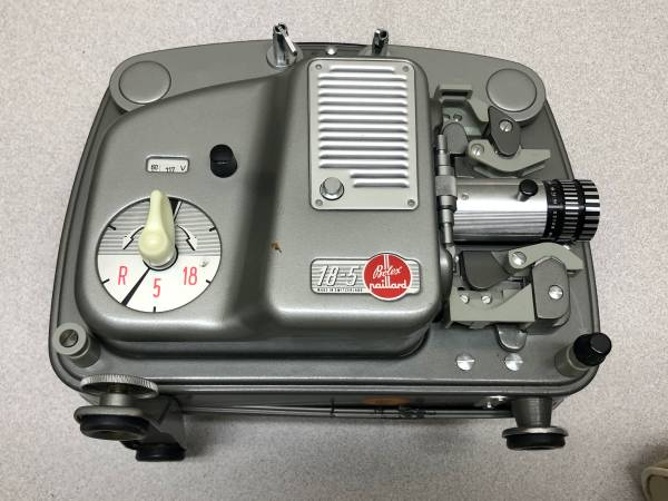 Photo Bolex Paillard 18-5 16mm Camera - $90 (Del Mar)