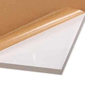 Photo --------------------COVID-19 ACRYLIC PLEXIGLAS PLASTIC SHEETS CLEAR - $1 (San Diego)