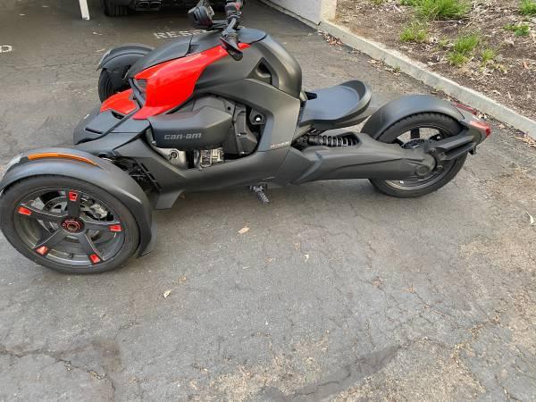 Photo Can Am Ryker 900cc - $11,299 (Rancho bernardo)