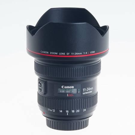 Photo Canon EF 11-24 F4 L USM Wide Angle . Brand New (Rancho Bernardo)