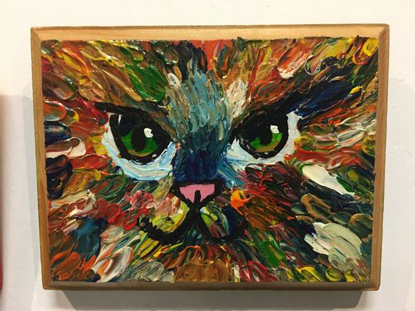 Photo Cat Face Painting - $50 (North Park)