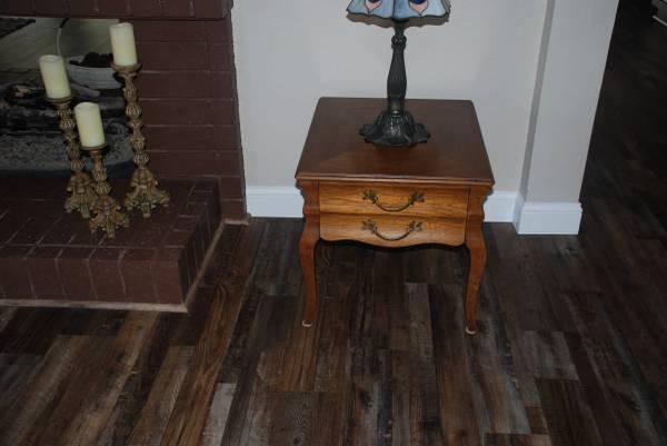 Photo Drexel Heritage Vintage End Table - $60 (Rancho Bernardo)