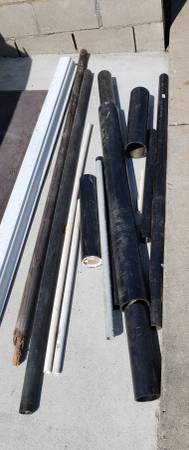 Photo FREE Misc. ABS  PVC PIPE FREE (EL Cajon)