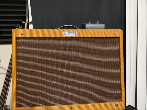 Photo Fender Blues Deluxe Reissue - $600 (Rancho Bernardo)